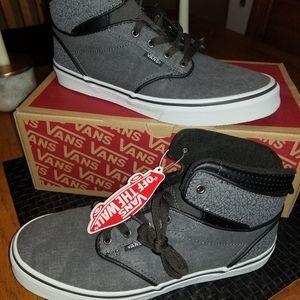 Vans Atwood Hi sneakers (sz 6.5)